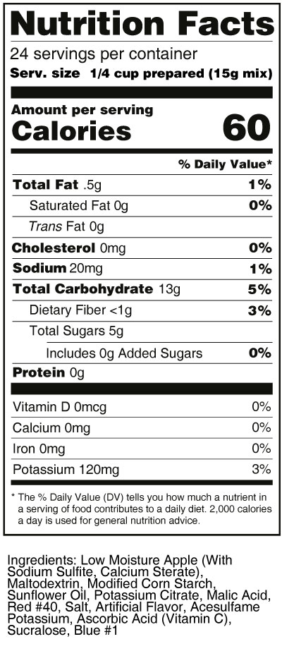 calorie-control-blueberry-fruit-treat-topping-nutrition-facts