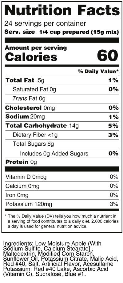 calorie-control-strawberry-fruit-treat-nutrition-facts
