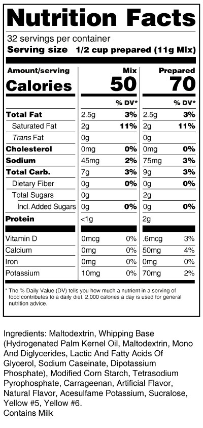 calorie-control-french-vanilla-mousse-mix-nutrition-facts