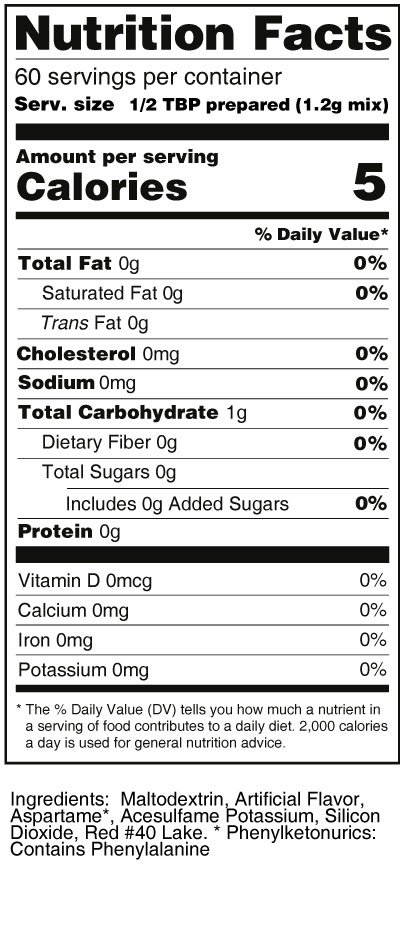 calorie-control-sugar-substitue-strawberry-flavor-nutrition-facts