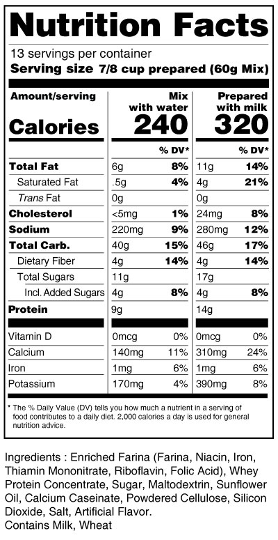 bernard-high-protein-farina-cereal-mix-nutrition-facts