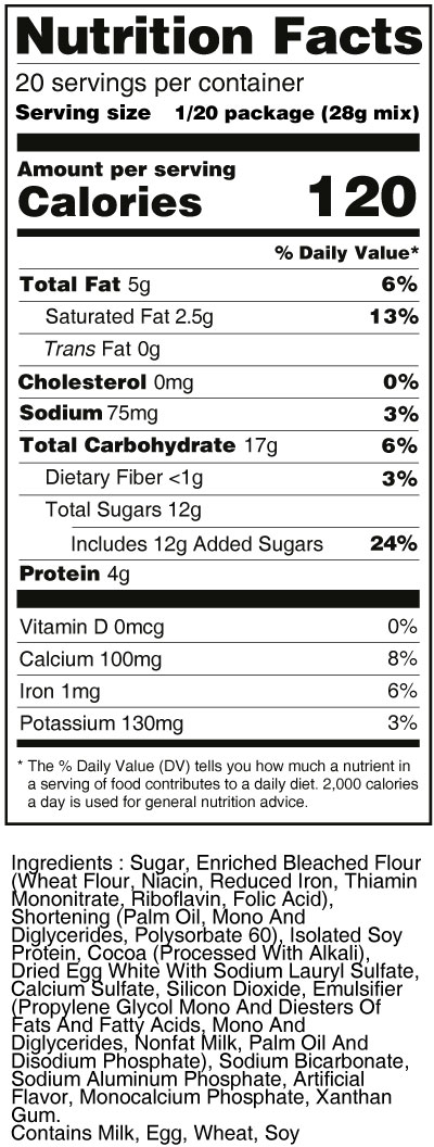 bernard-high-protein-chocolate-brownie-mix-nutrition-facts