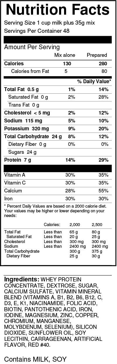 bernard-high-protein-plus-strawberry-milkshake-mix-nutrition-facts