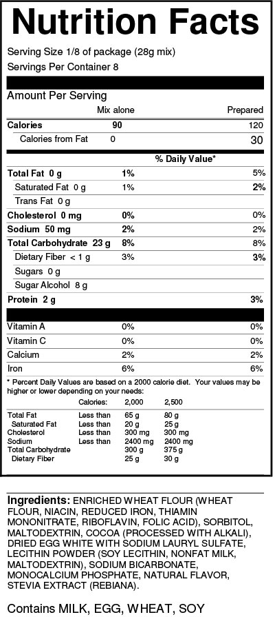 sans-sucre-chocolate-fudge-brownie-mix-with-stevia-nutrition-facts